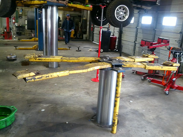 Best Single Post Car Lift
